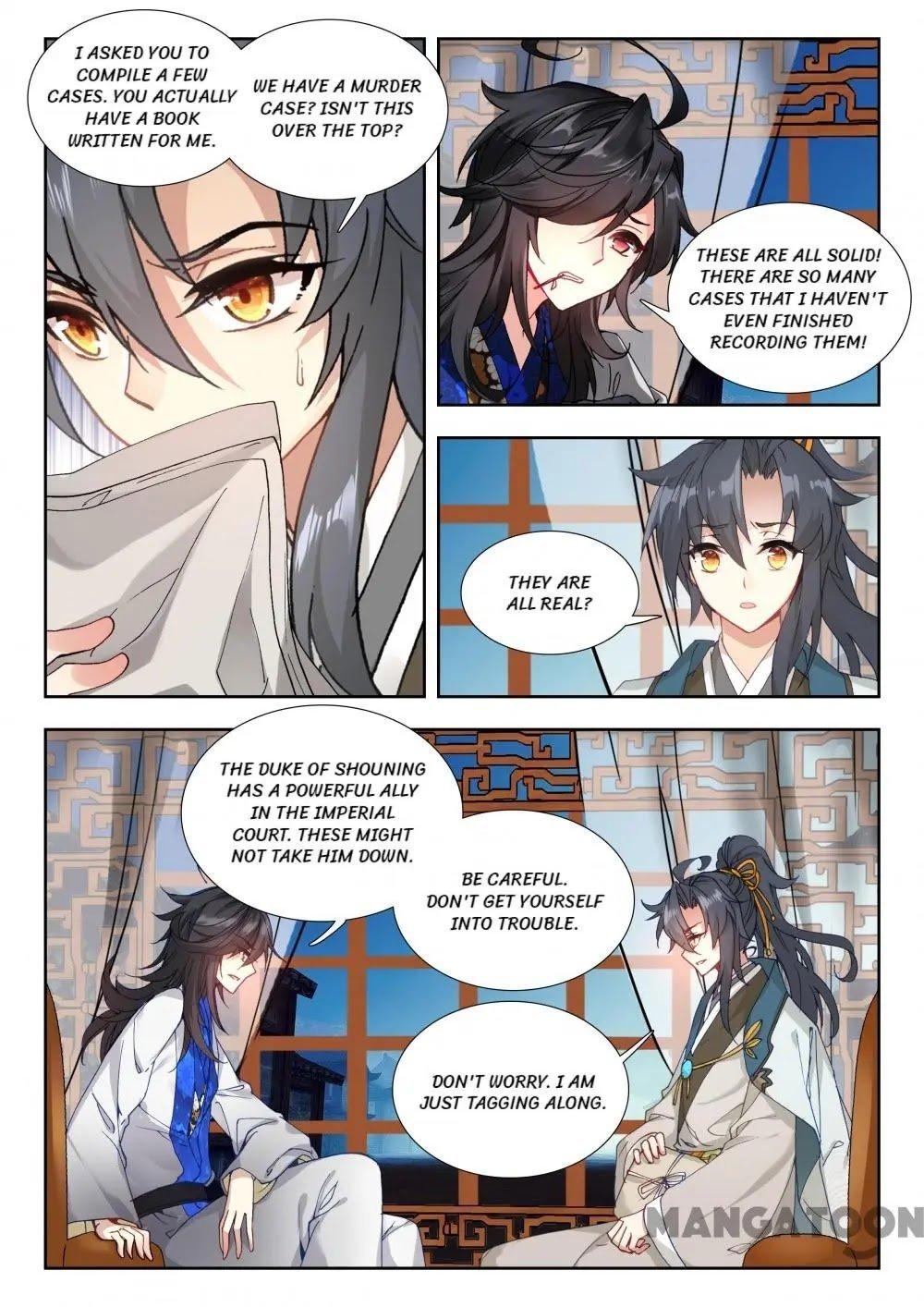 Manga Reincarnation Cycle - Chapter 50 Page 1