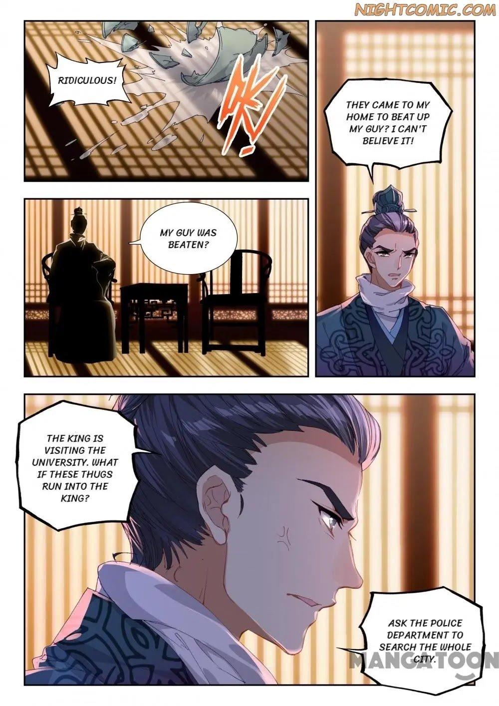 Manga Reincarnation Cycle - Chapter 49 Page 1