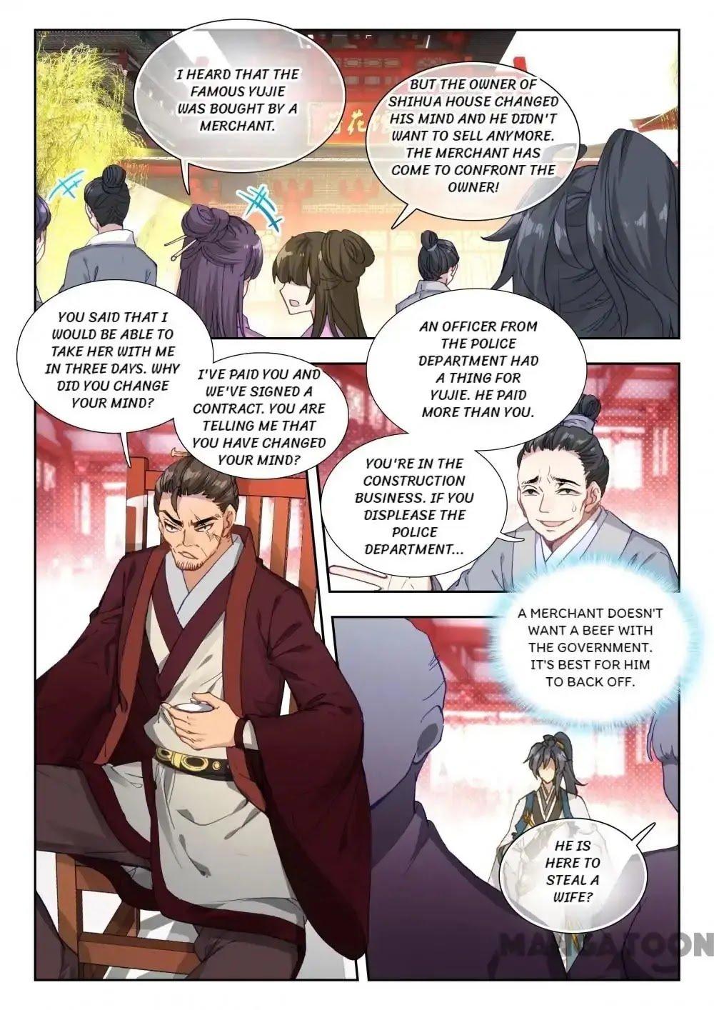 Manga Reincarnation Cycle - Chapter 46 Page 1