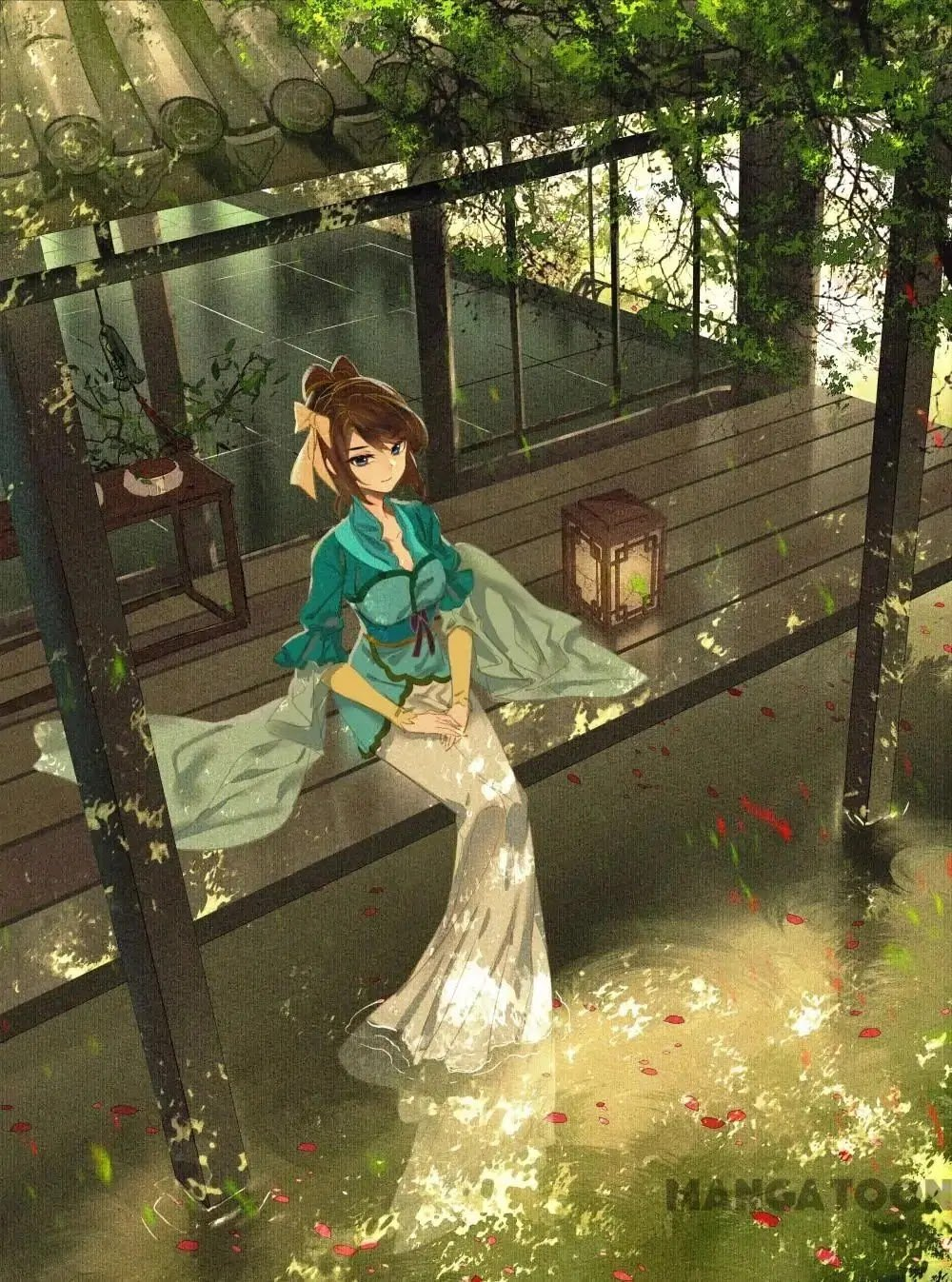 Manga Reincarnation Cycle - Chapter 44 Page 1