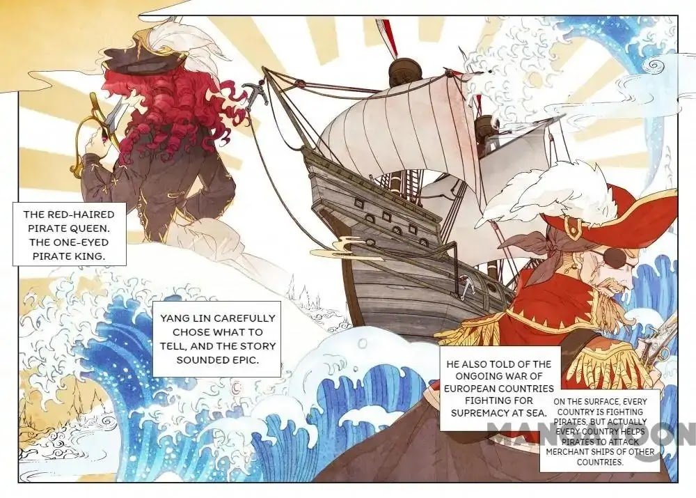 Manga Reincarnation Cycle - Chapter 43 Page 1