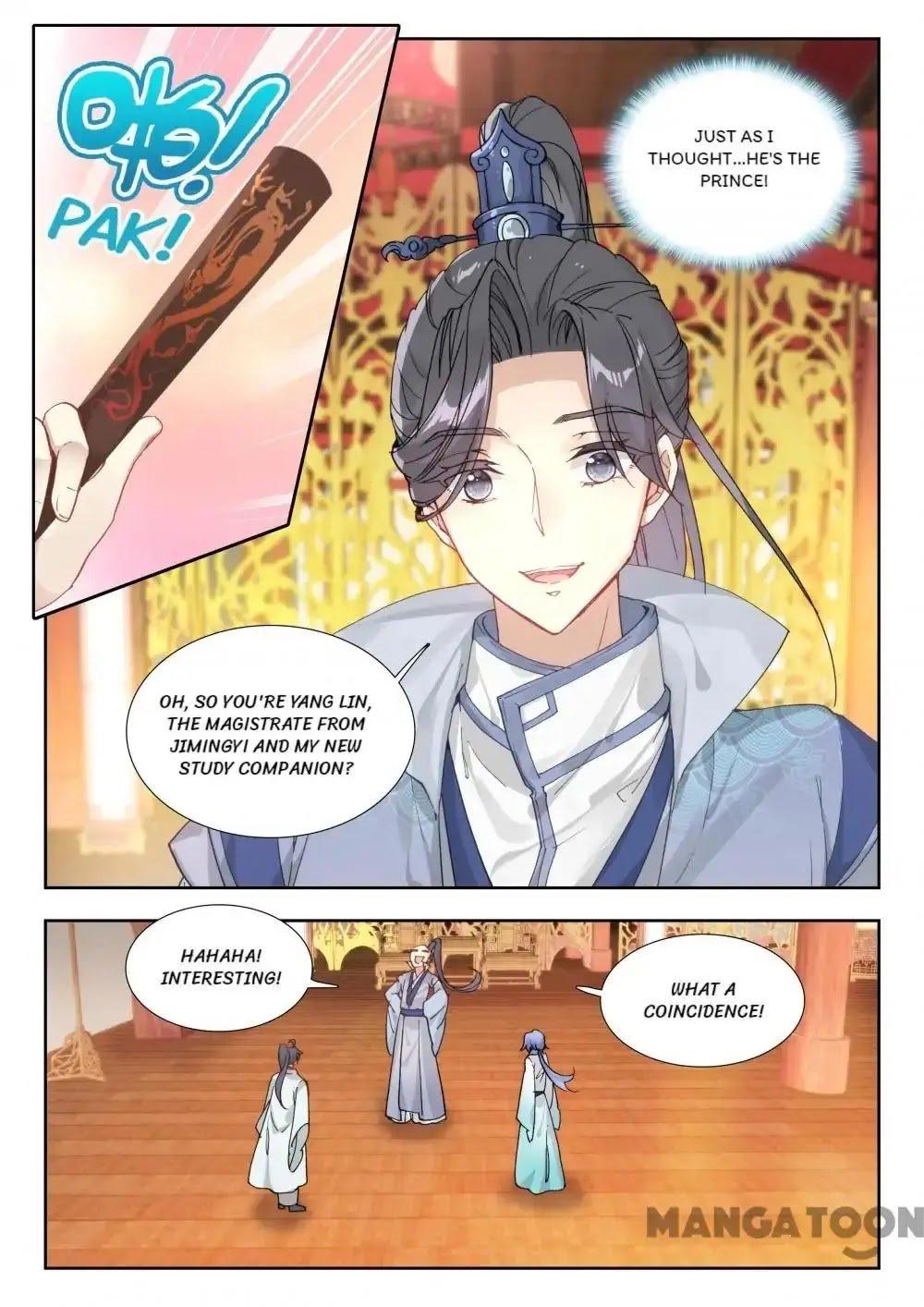 Manga Reincarnation Cycle - Chapter 42 Page 1