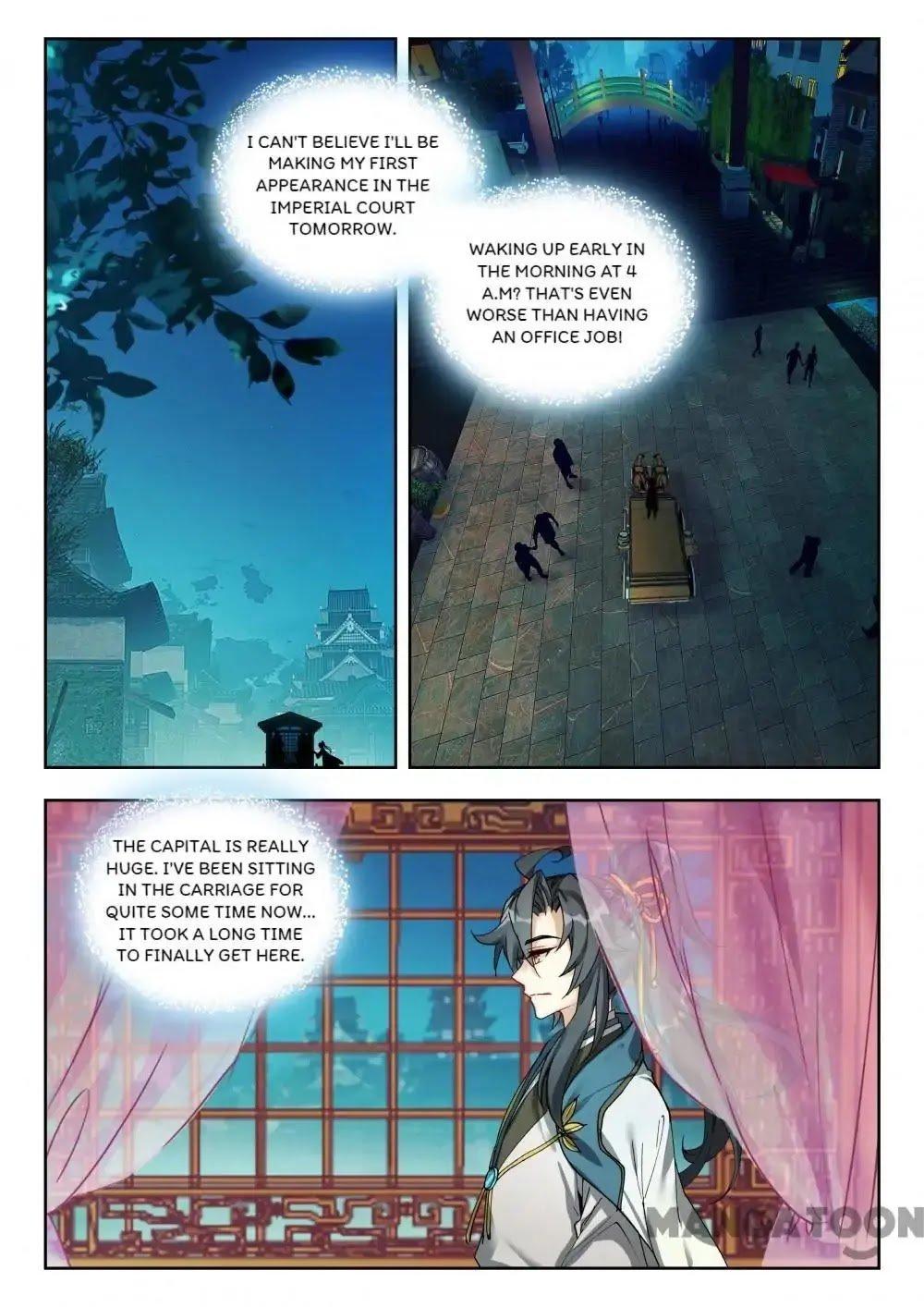 Manga Reincarnation Cycle - Chapter 40 Page 1