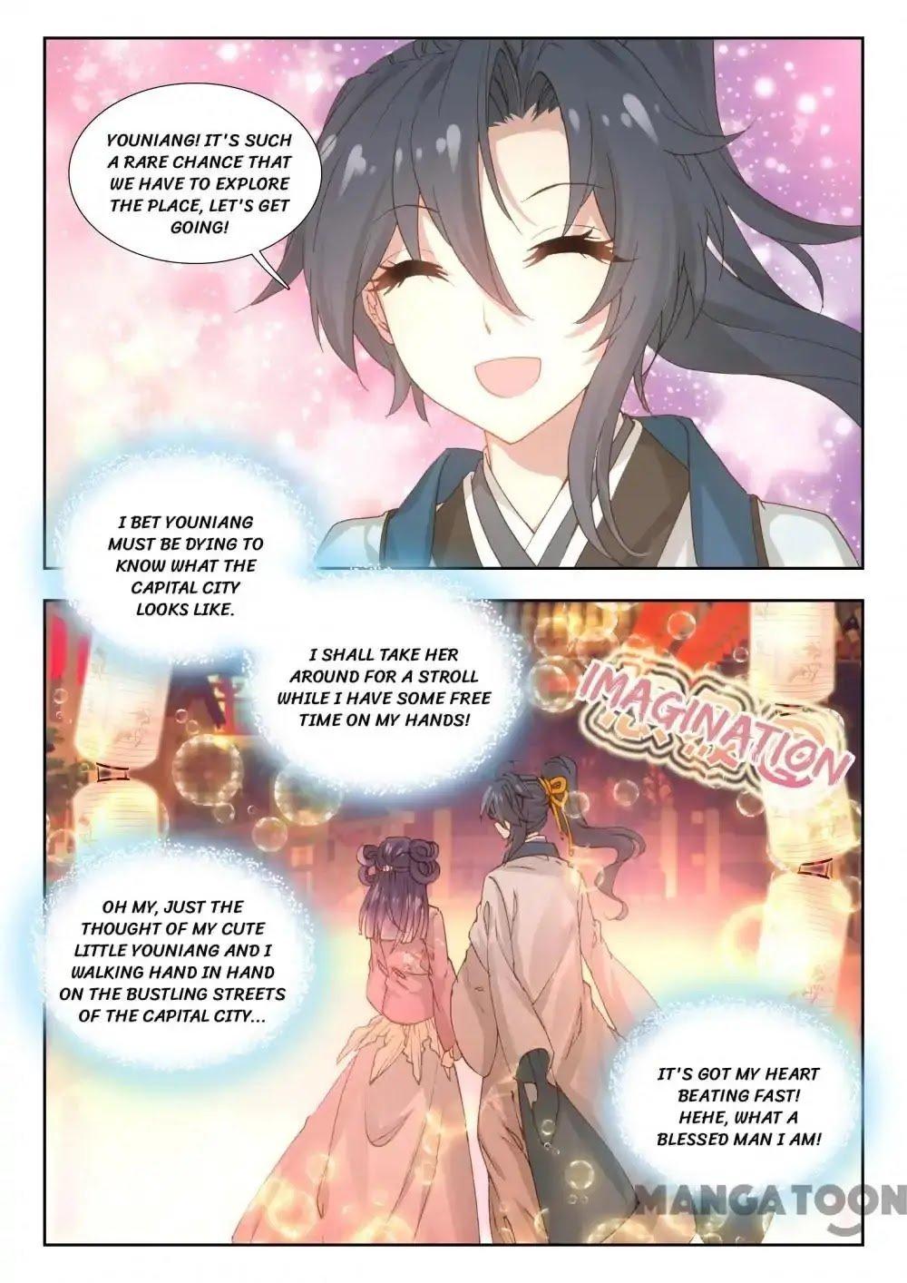 Manga Reincarnation Cycle - Chapter 38 Page 1