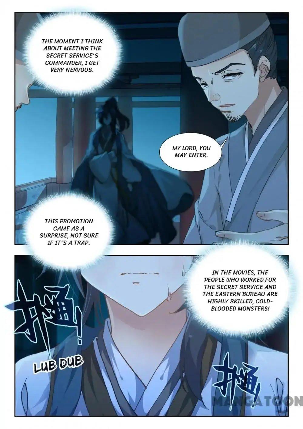 Manga Reincarnation Cycle - Chapter 35 Page 1