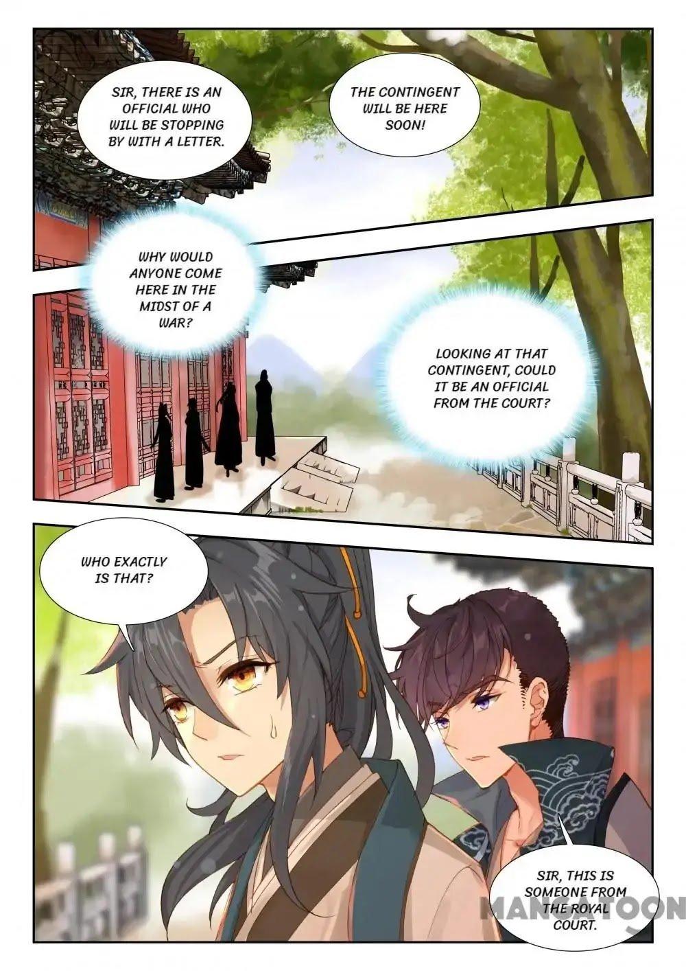 Manga Reincarnation Cycle - Chapter 32 Page 1