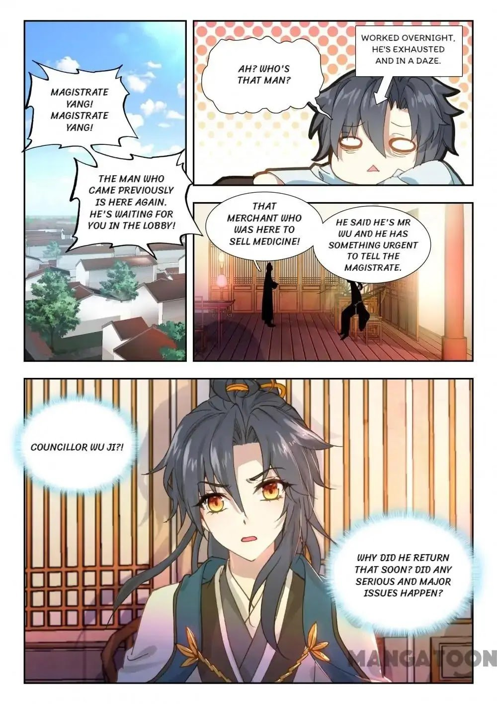 Manga Reincarnation Cycle - Chapter 30 Page 1