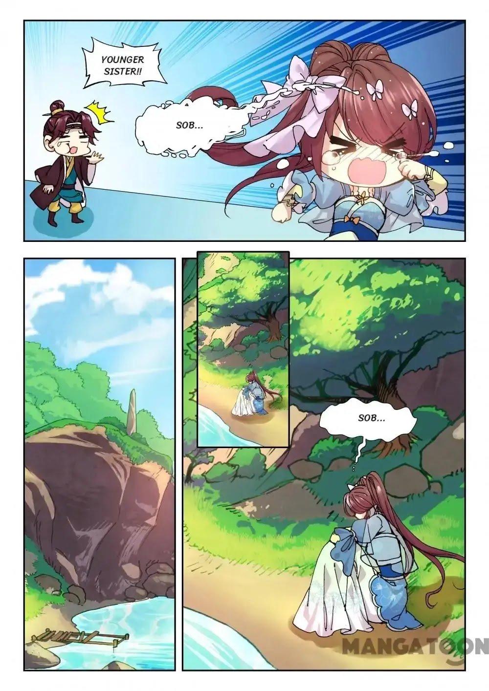 Manga Reincarnation Cycle - Chapter 29 Page 1