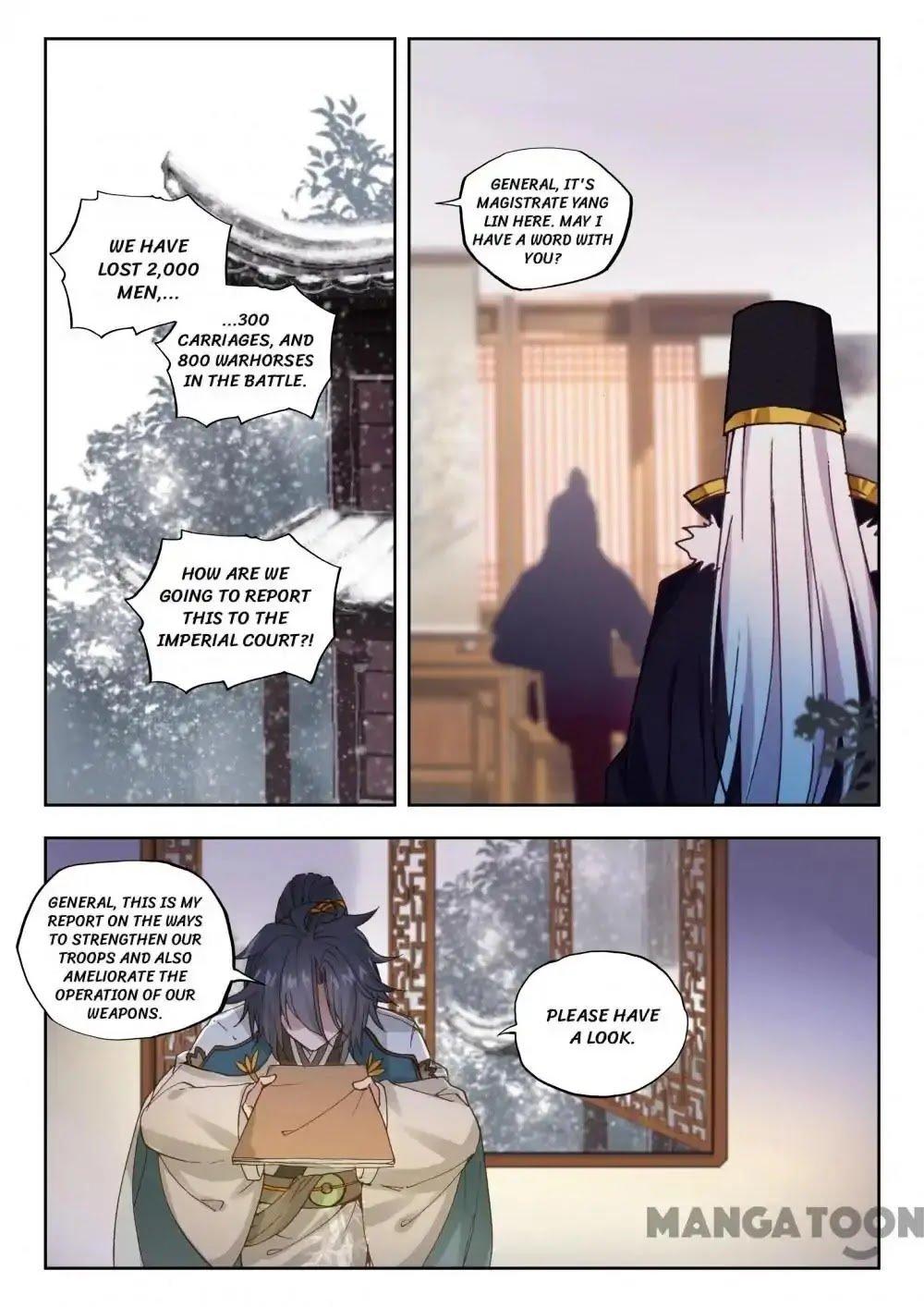 Manga Reincarnation Cycle - Chapter 26 Page 1