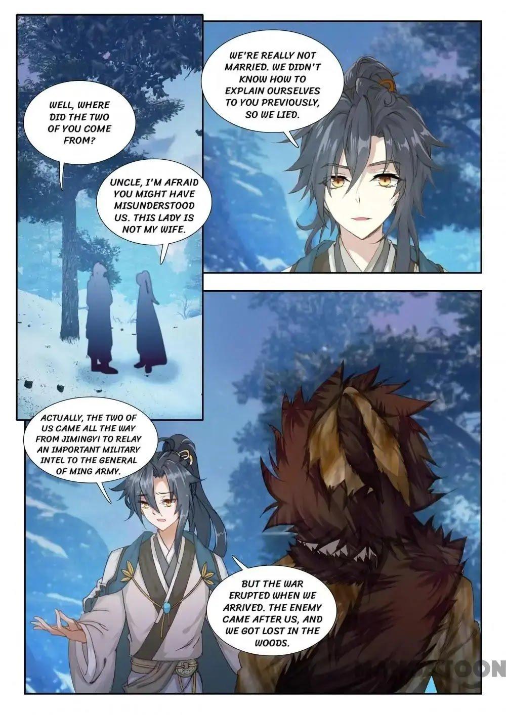 Manga Reincarnation Cycle - Chapter 24 Page 1