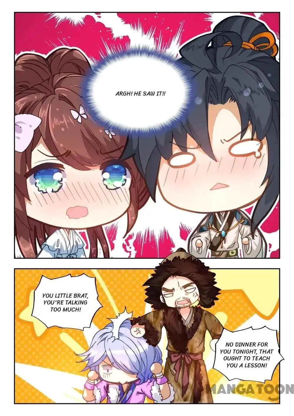 Manga Reincarnation Cycle - Chapter 23 Page 1
