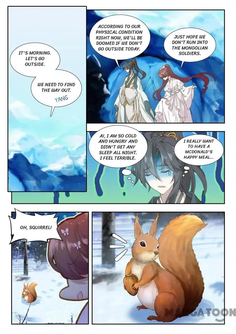 Manga Reincarnation Cycle - Chapter 21 Page 1