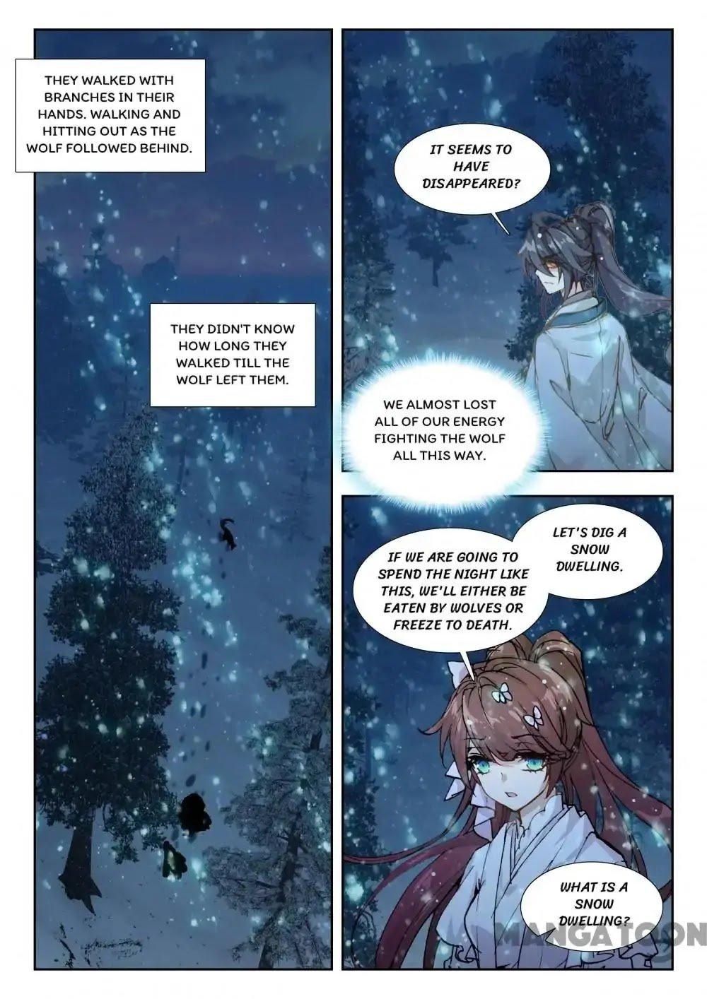 Manga Reincarnation Cycle - Chapter 19 Page 1