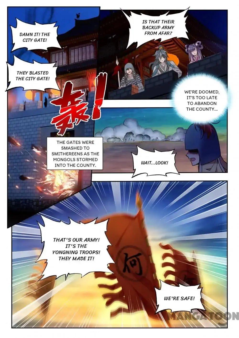 Manga Reincarnation Cycle - Chapter 11 Page 1