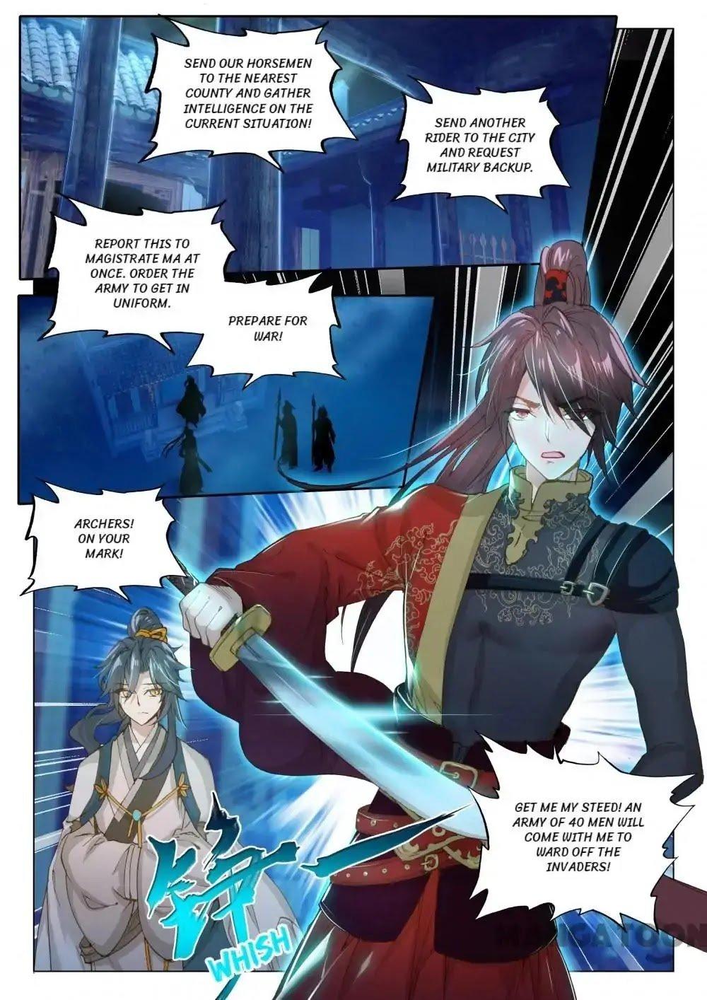 Manga Reincarnation Cycle - Chapter 9 Page 1
