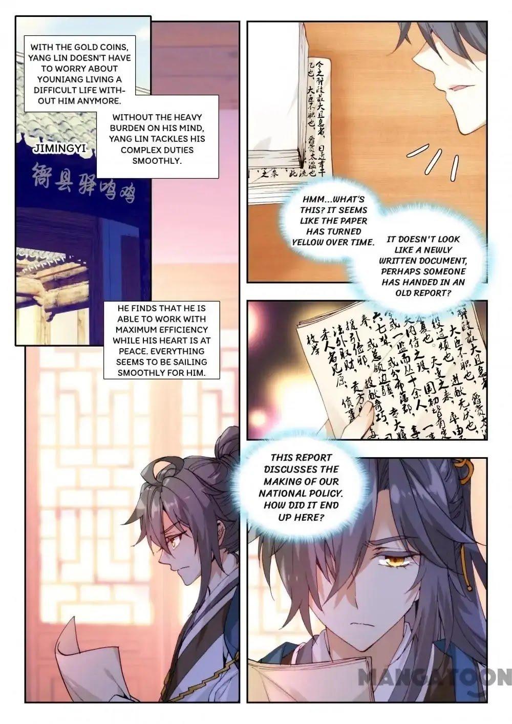 Manga Reincarnation Cycle - Chapter 8 Page 1