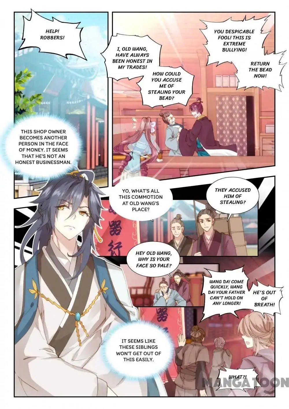 Manga Reincarnation Cycle - Chapter 5 Page 1