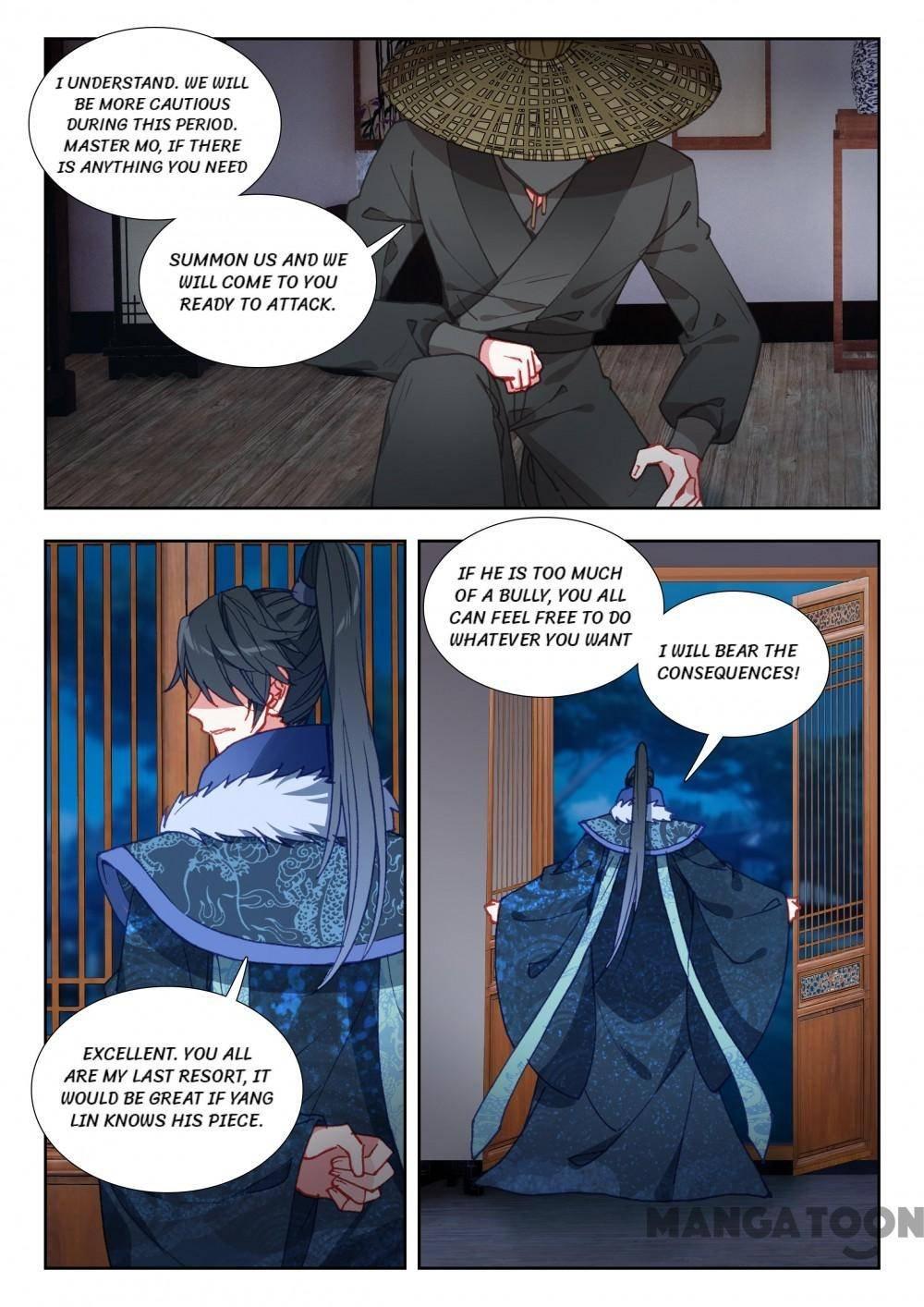 Manga Reincarnation Cycle - Chapter 113 Page 1