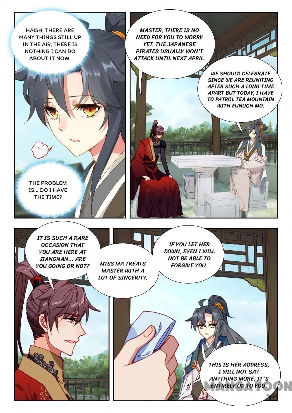 Manga Reincarnation Cycle - Chapter 115 Page 1