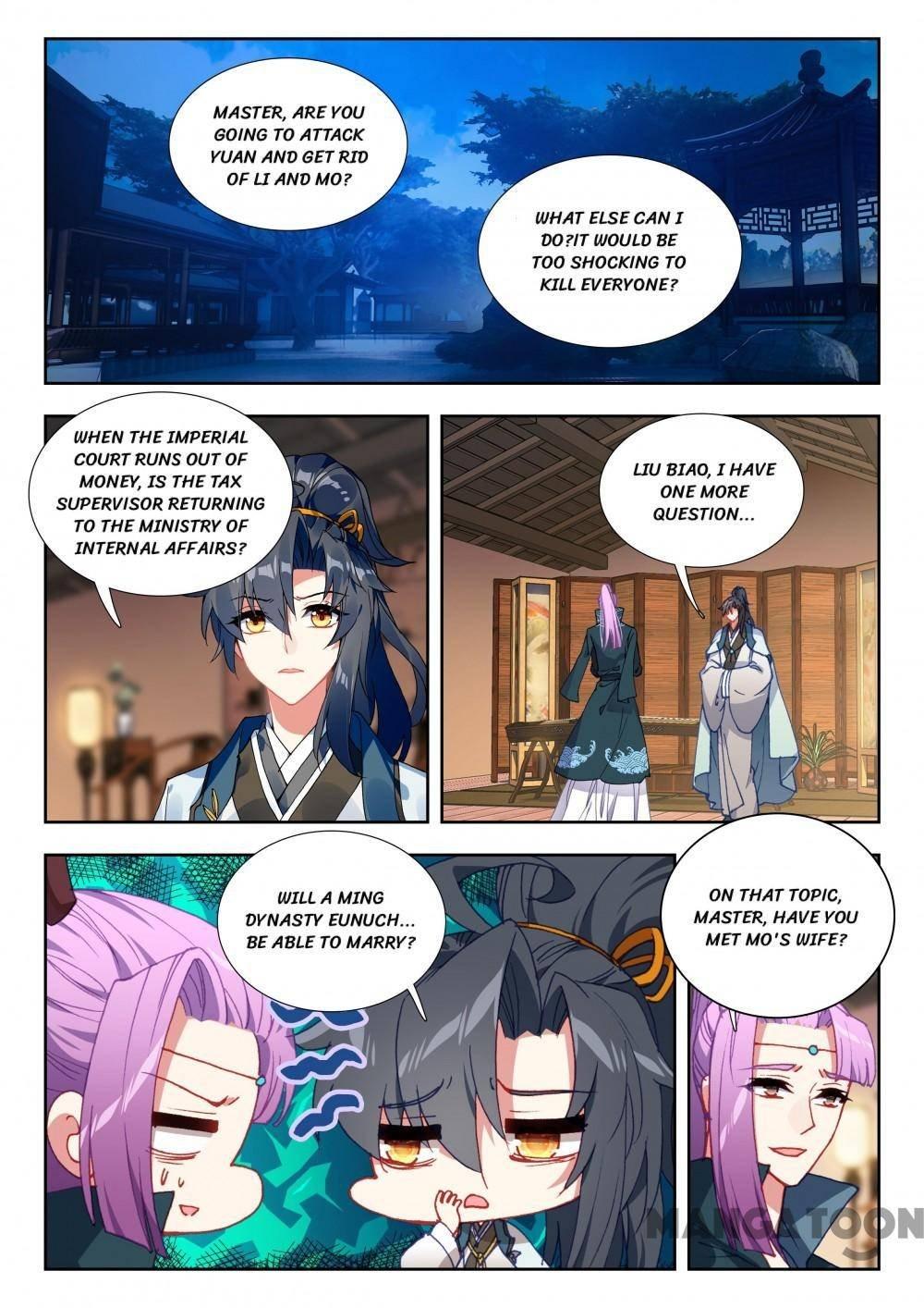 Manga Reincarnation Cycle - Chapter 114 Page 1