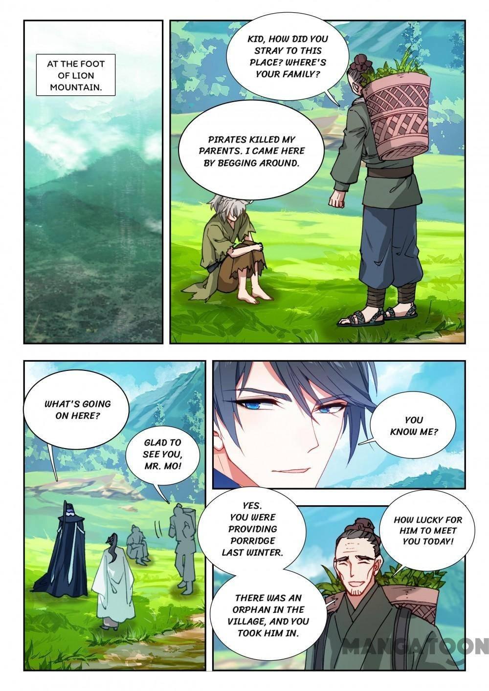 Manga Reincarnation Cycle - Chapter 116 Page 1