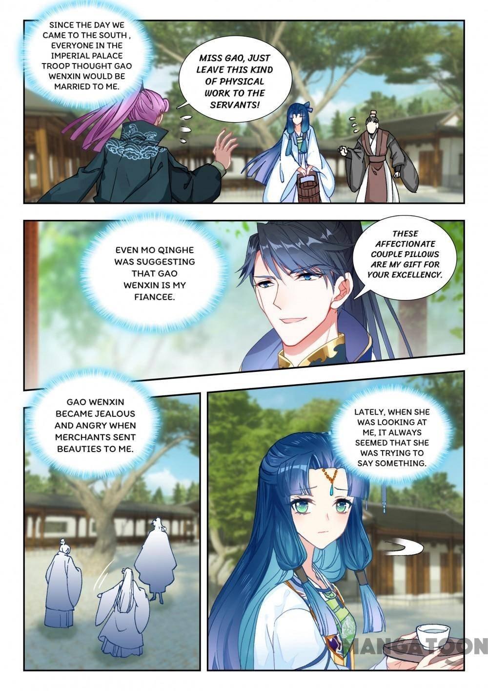 Manga Reincarnation Cycle - Chapter 118 Page 1
