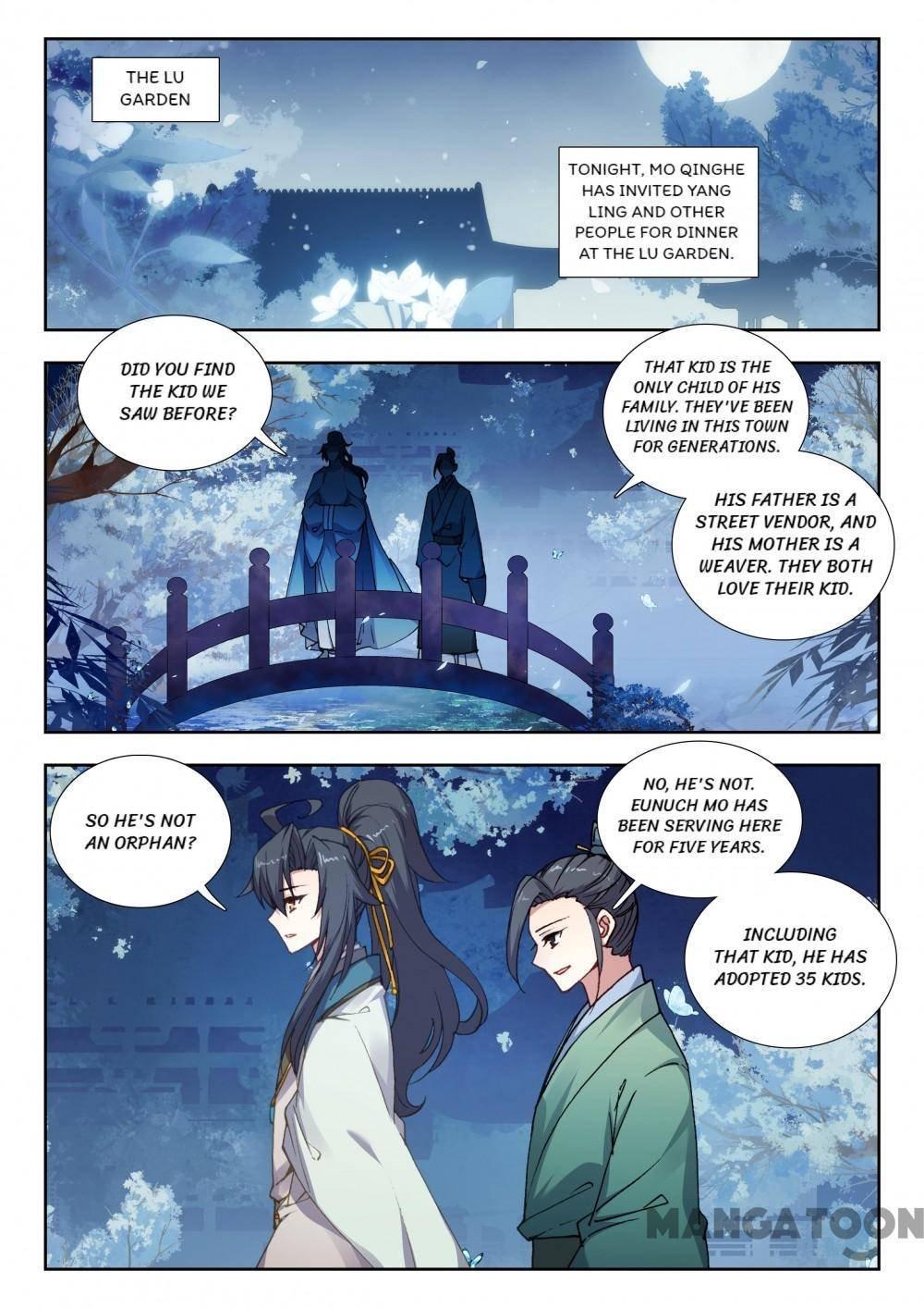 Manga Reincarnation Cycle - Chapter 120 Page 1
