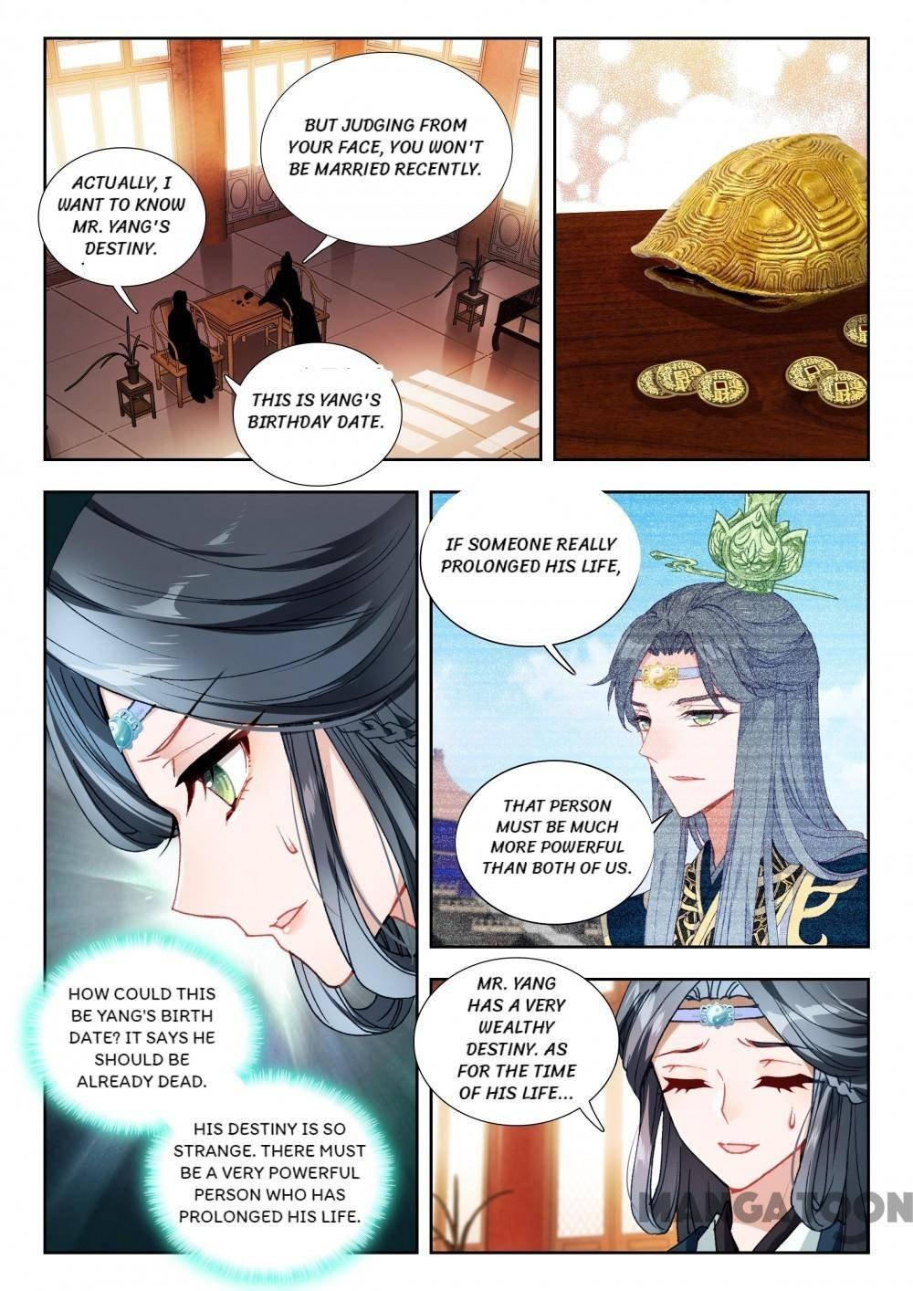 Manga Reincarnation Cycle - Chapter 121 Page 1