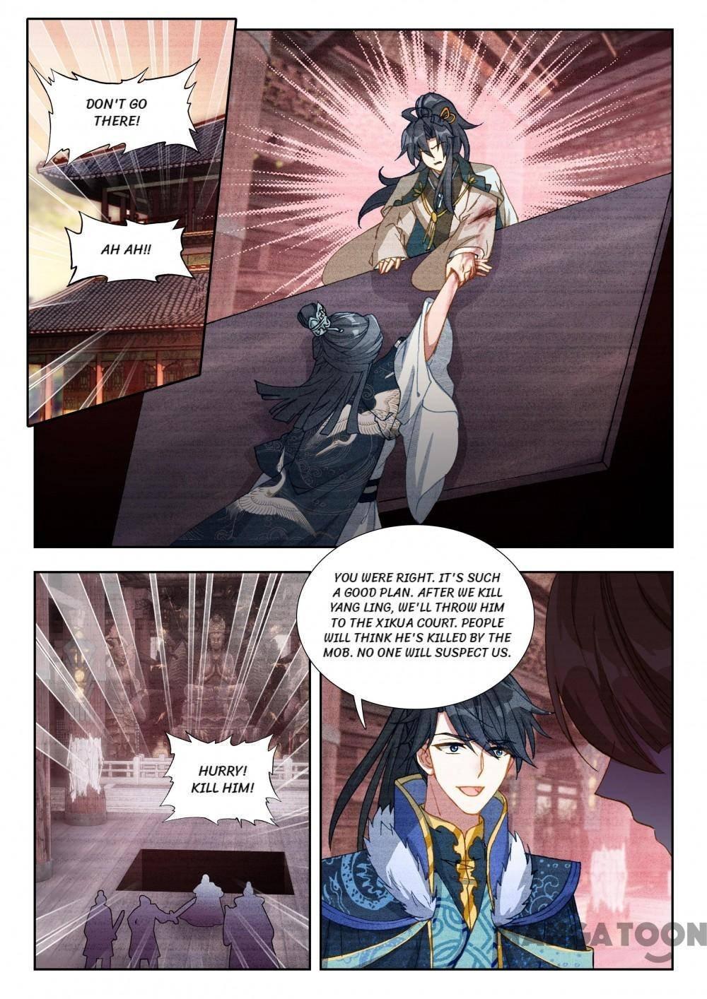 Manga Reincarnation Cycle - Chapter 124 Page 1