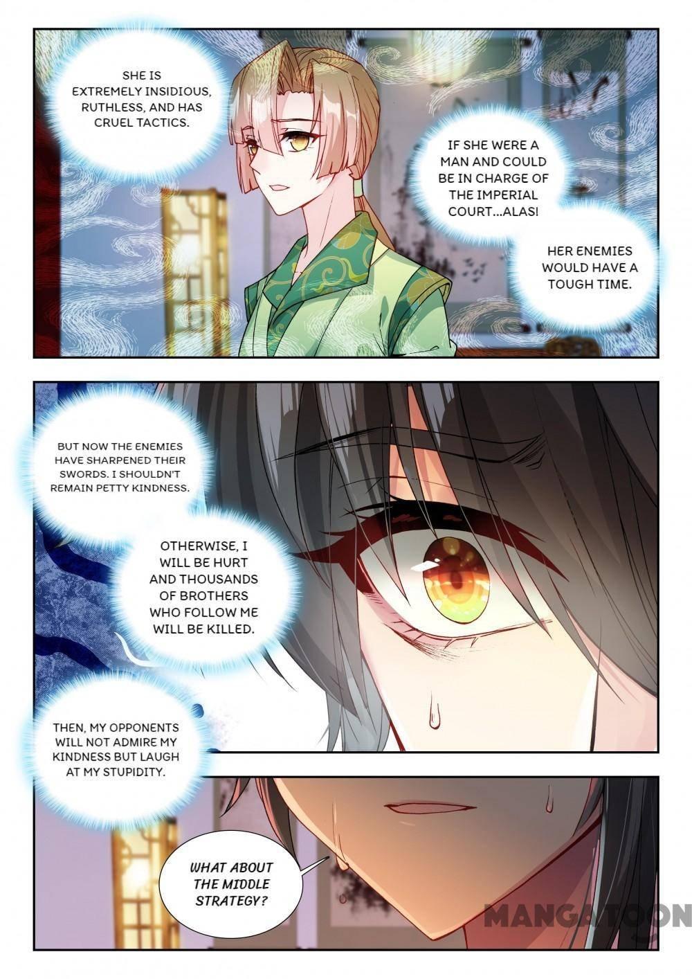Manga Reincarnation Cycle - Chapter 135 Page 1
