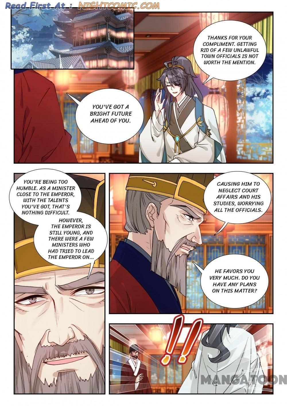 Manga Reincarnation Cycle - Chapter 136 Page 1