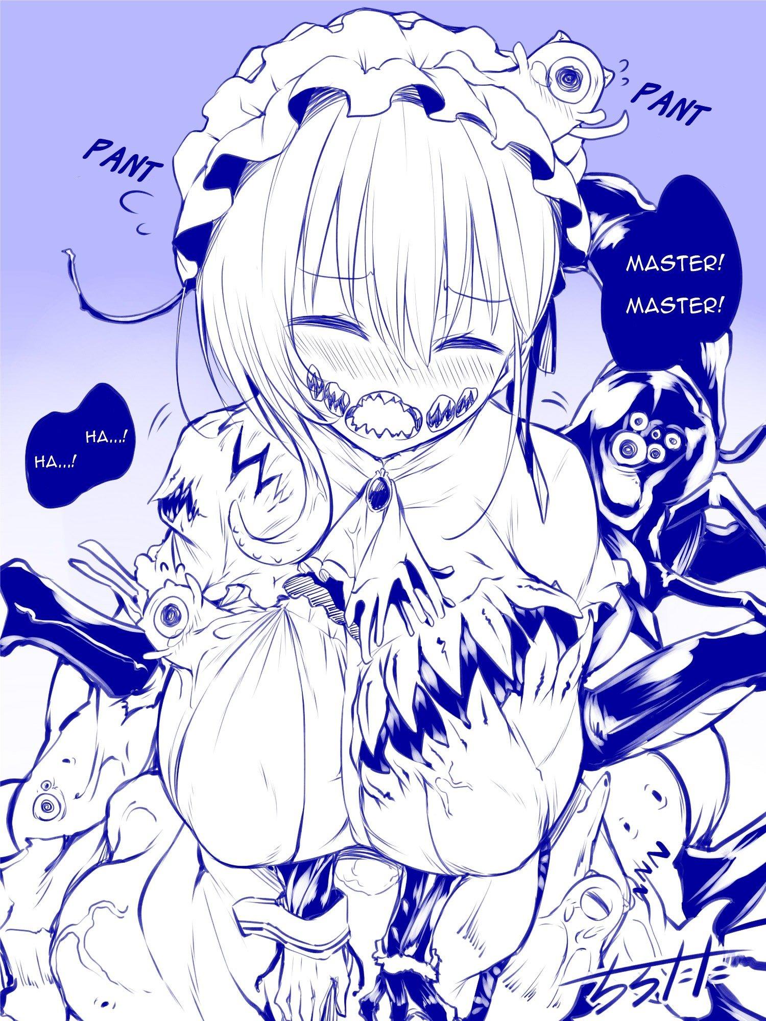 Manga Mimic Girl - Chapter 14 Page 1