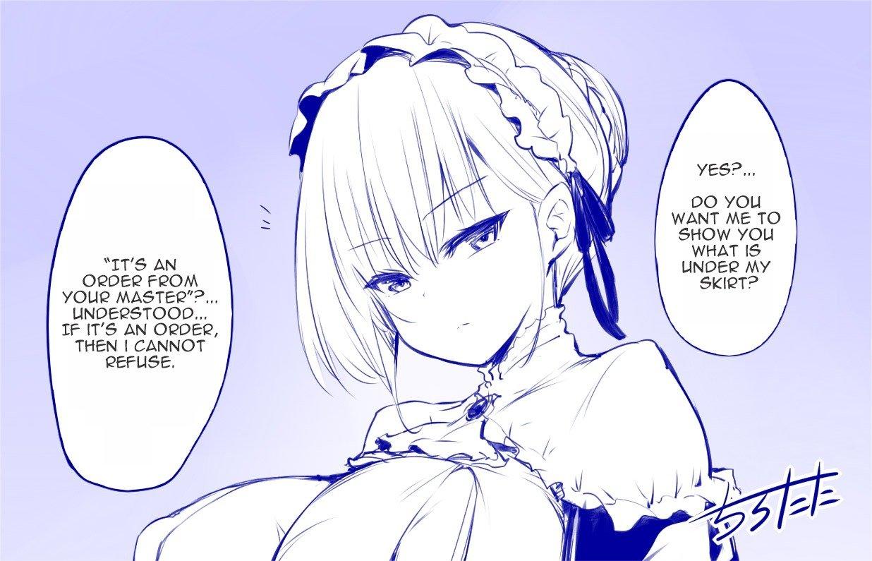 Manga Mimic Girl - Chapter 1 Page 1
