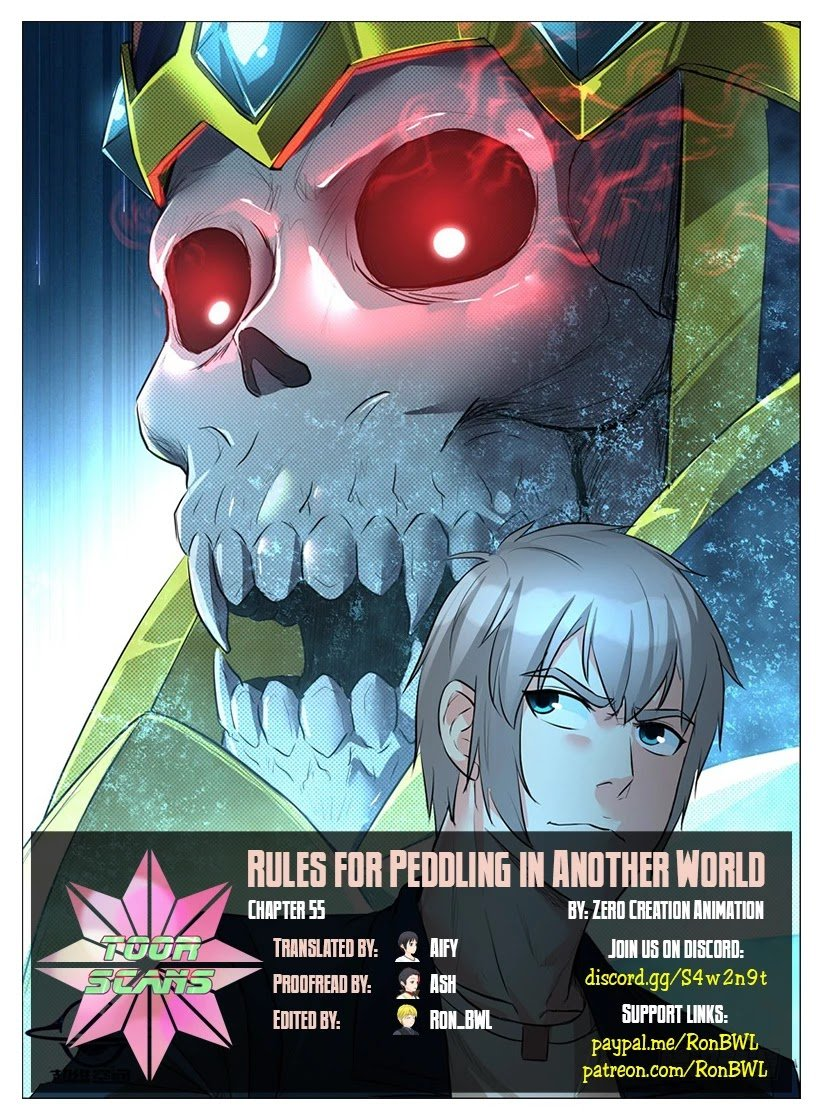 Manga Rules For Peddling In Another World - Chapter 55 Page 1