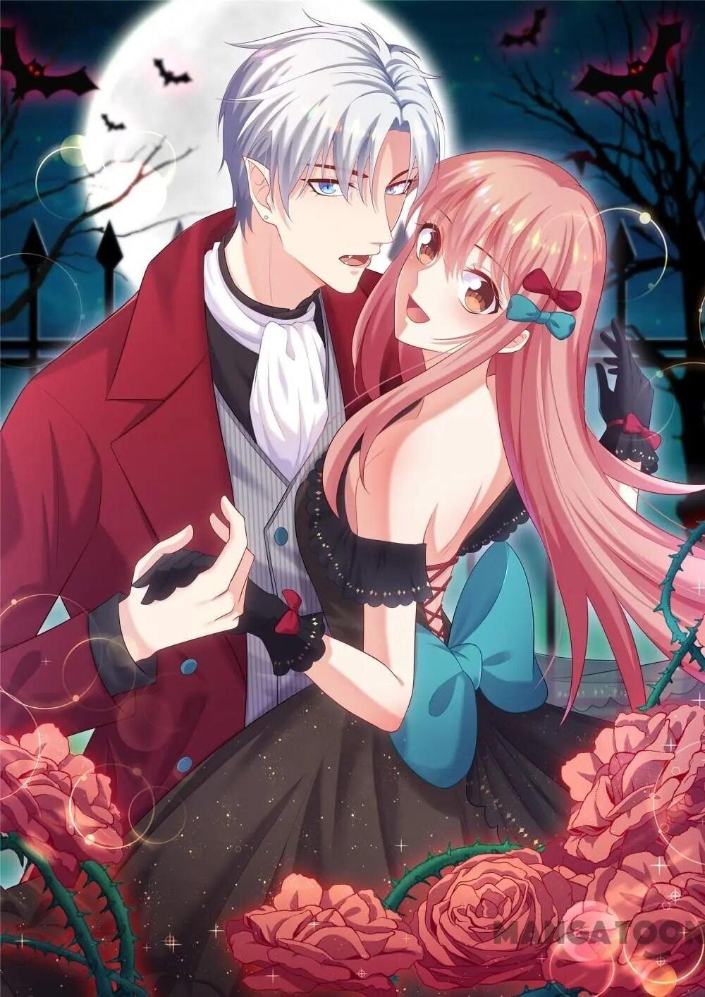 Manga My Idol Is A Vampire - Chapter 180 Page 1