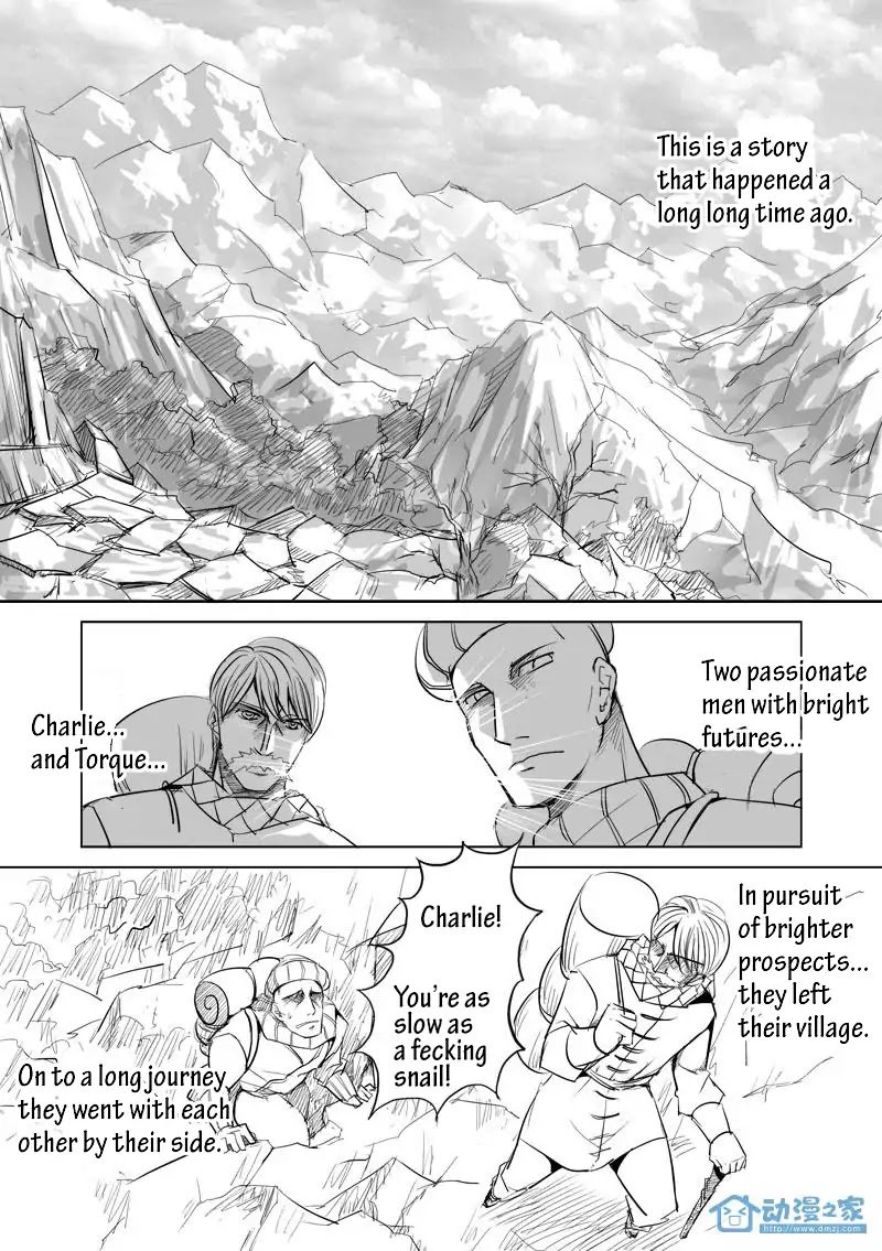 Manga The Balls Of The Elves - Chapter 3 Page 1