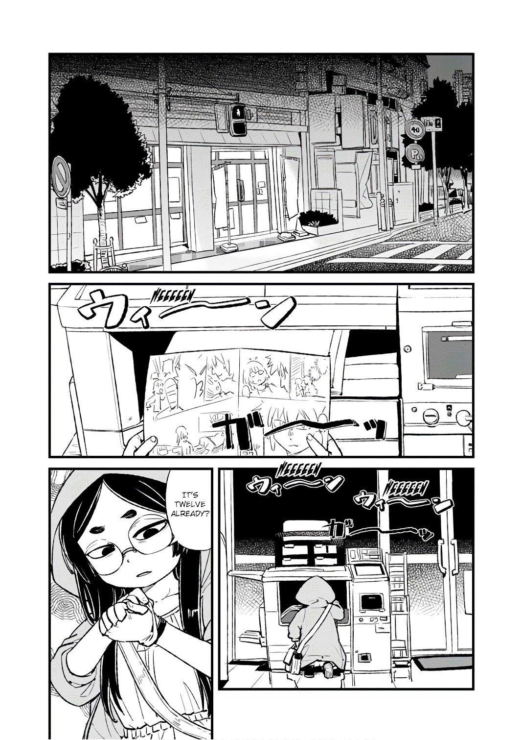 Manga Neko Musume Michikusa Nikki - Chapter 104 Page 1