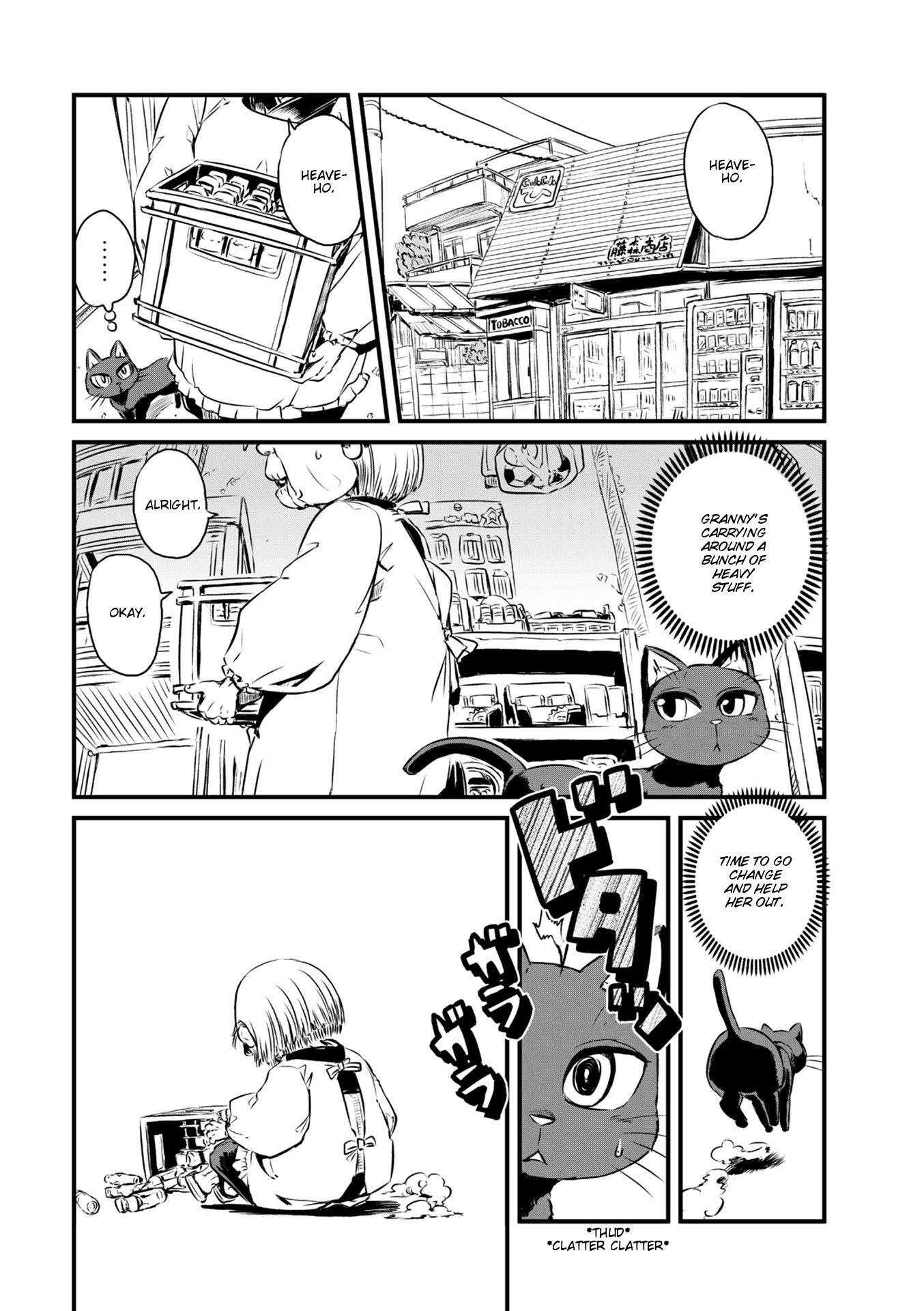Manga Neko Musume Michikusa Nikki - Chapter 59 Page 1