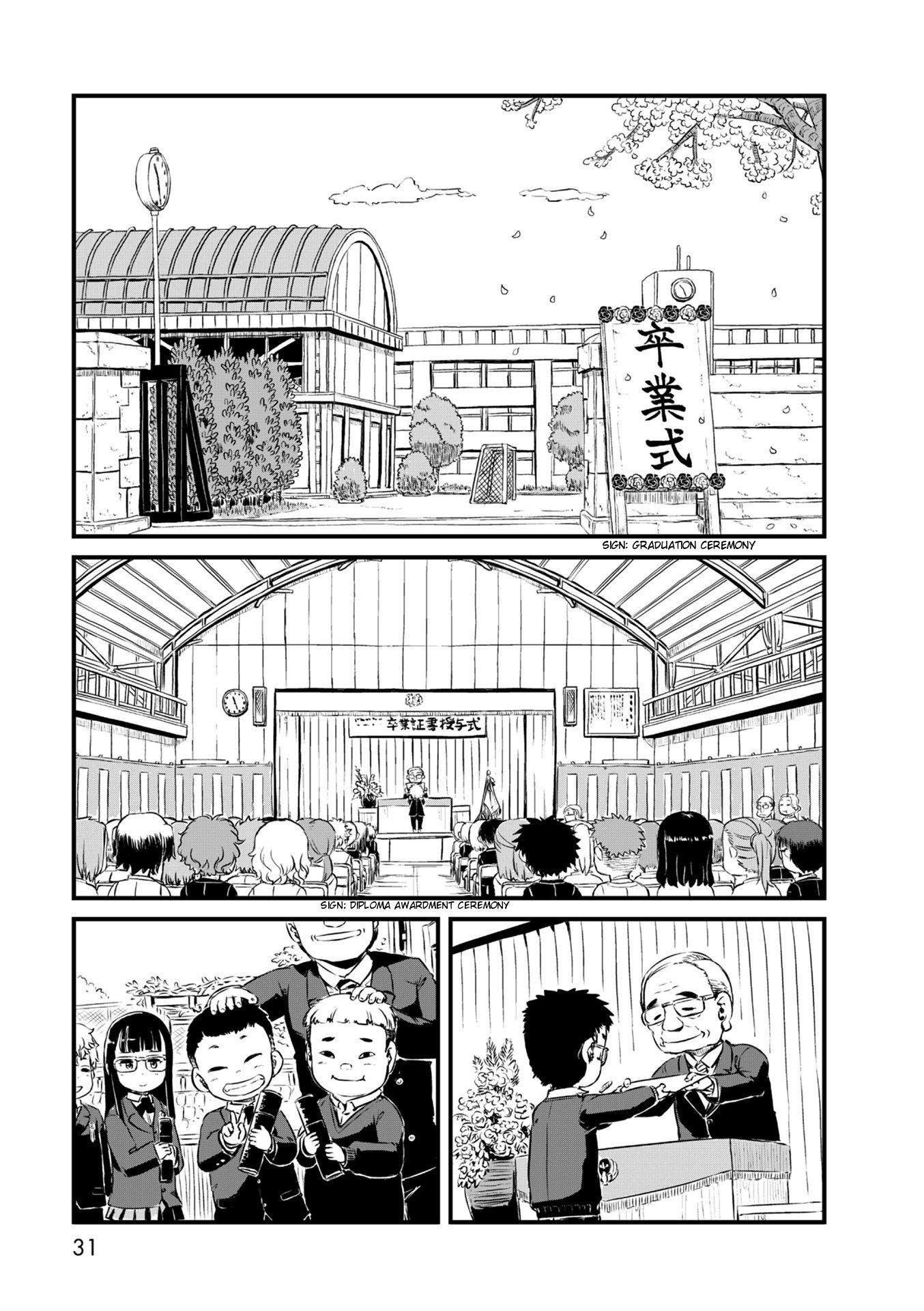 Manga Neko Musume Michikusa Nikki - Chapter 55 Page 1