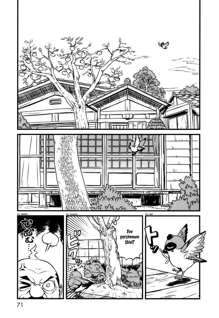 Manga Neko Musume Michikusa Nikki - Chapter 40 Page 1