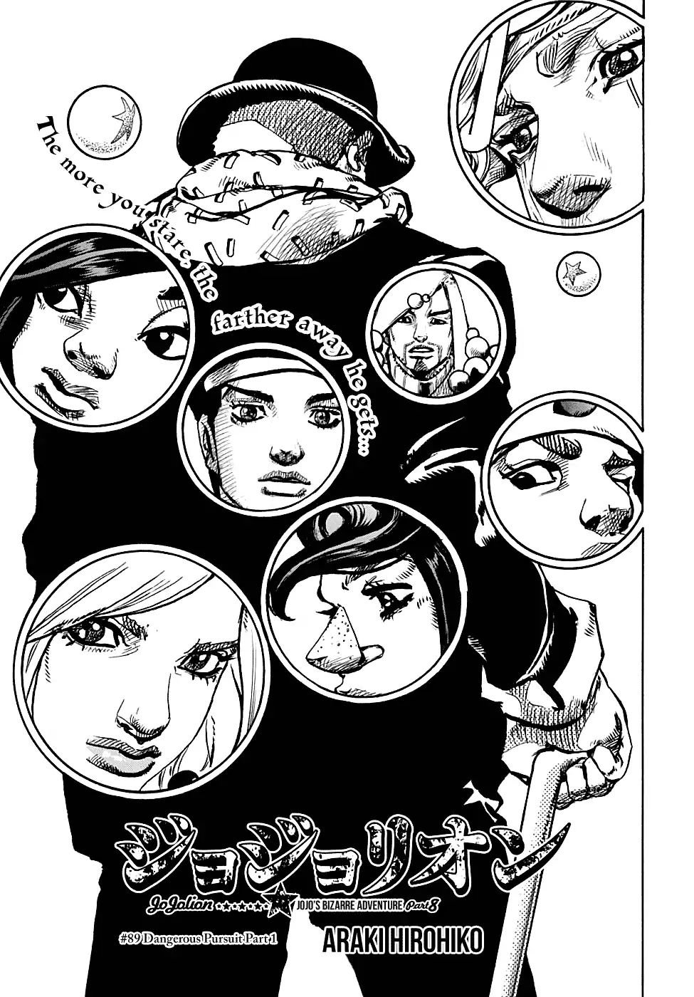 Manga Jojo No Kimyou Na Bouken - Chapter 936 Page 1
