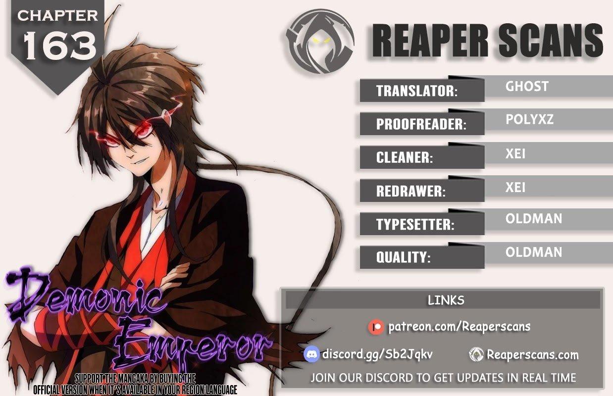Manga Magic Emperor - Chapter 163 Page 1