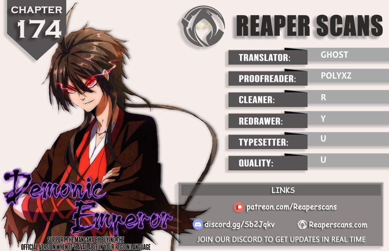 Manga Magic Emperor - Chapter 174 Page 1