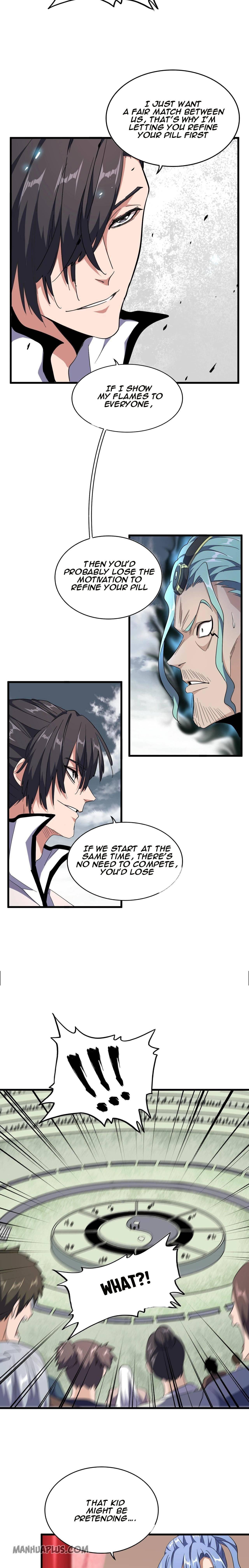 Manga Magic Emperor - Chapter 180 Page 1