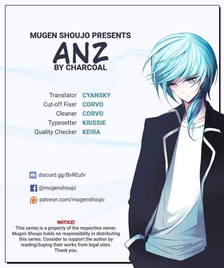 Manga Anz - Chapter 41 Page 1