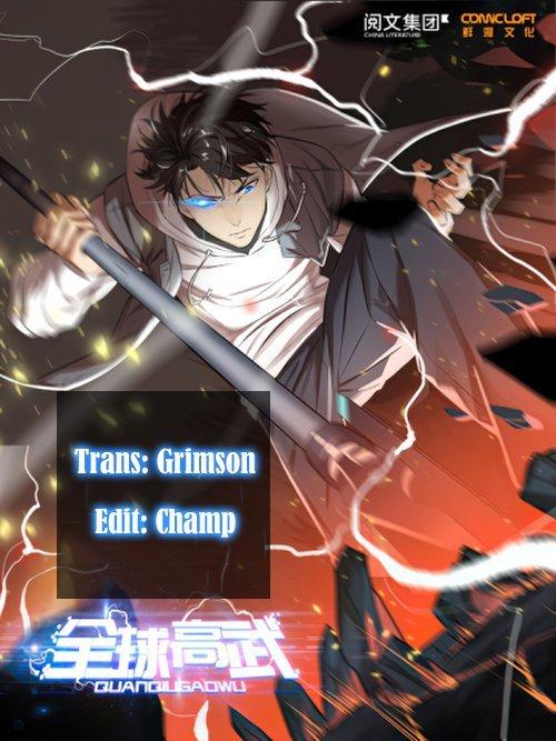 Manga Global Martial Arts - Chapter 61 Page 1