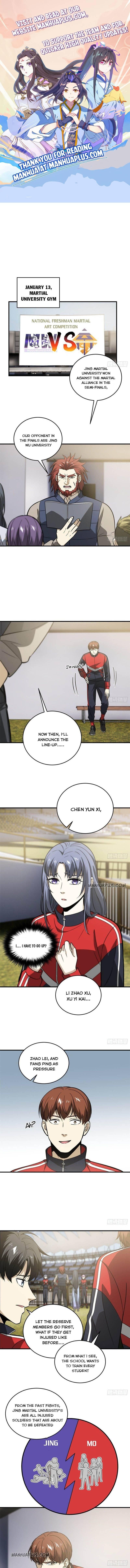 Manga Global Martial Arts - Chapter 84 Page 1
