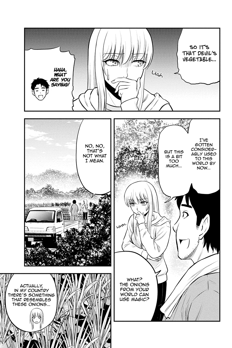 Manga Regarding That We Decided to Live in the Countryside With The Female Knight Who Came to Us - Chapter 38 Page 11