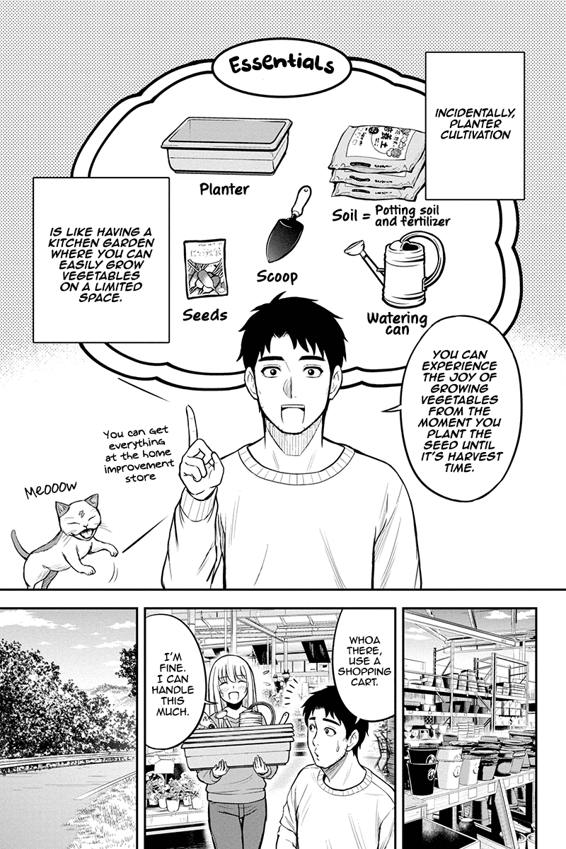 Manga Regarding That We Decided to Live in the Countryside With The Female Knight Who Came to Us - Chapter 41 Page 5
