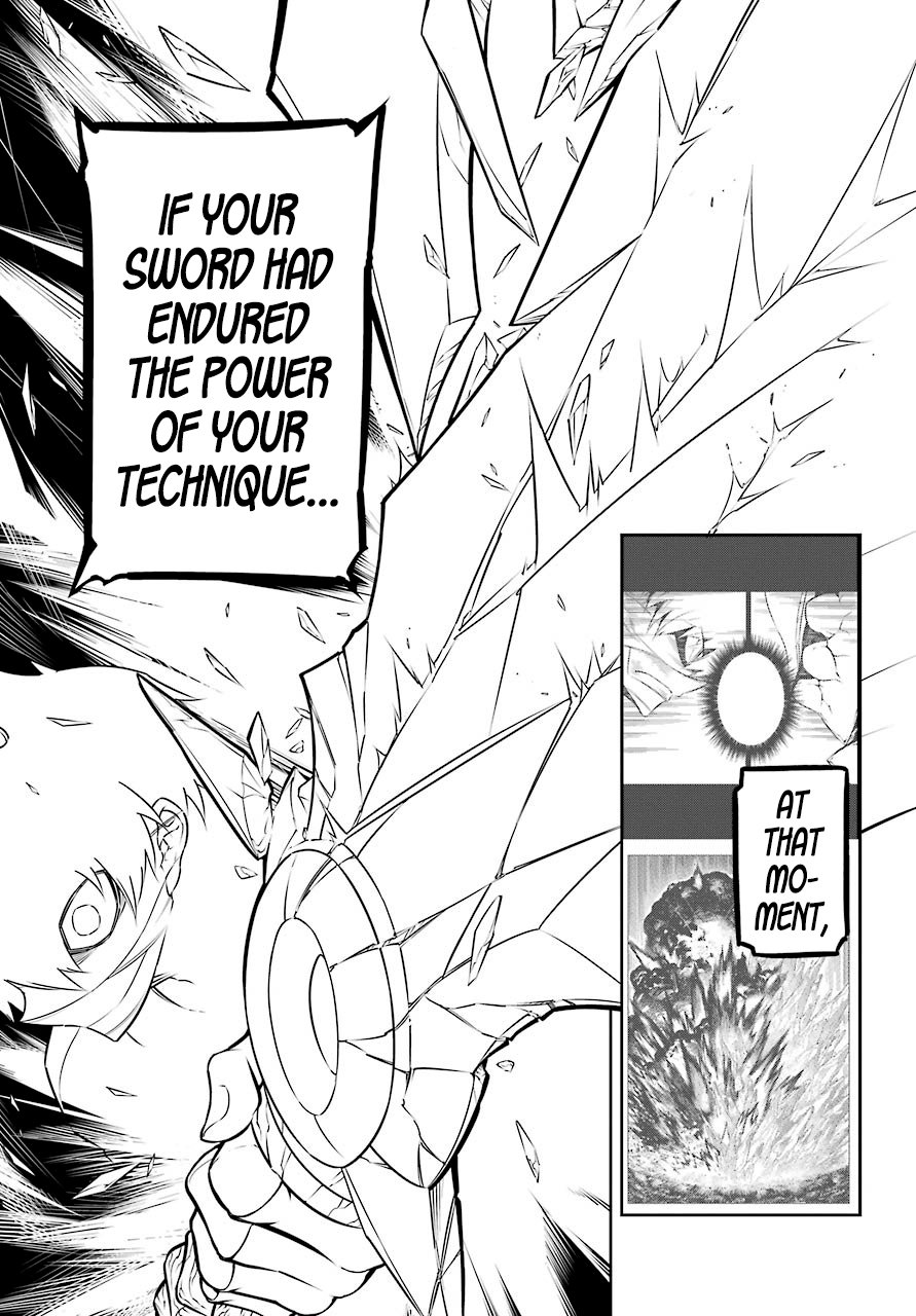 Manga Ragna Crimson - Chapter 27 Page 17